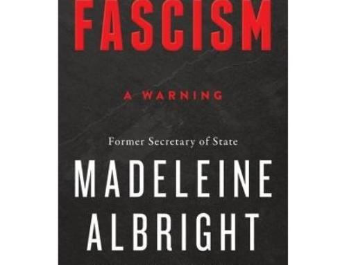 Fascism versus Democracy …
