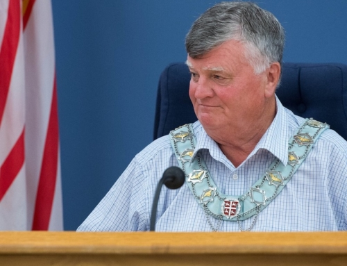 Every mayor must foster community spirit and hope …